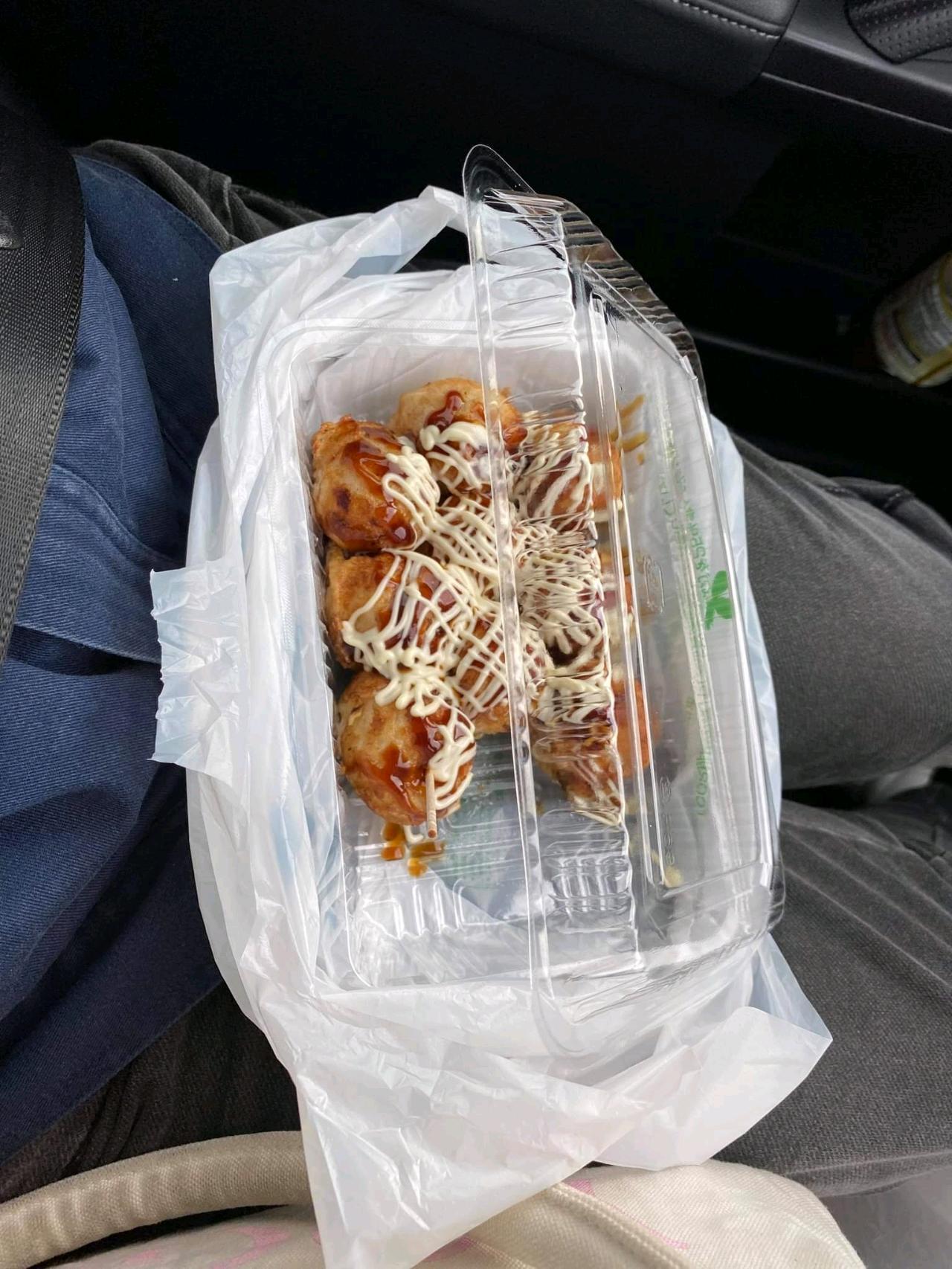 #たこ焼き #Takoyaki Cách làm takoyaki không cần khuôn