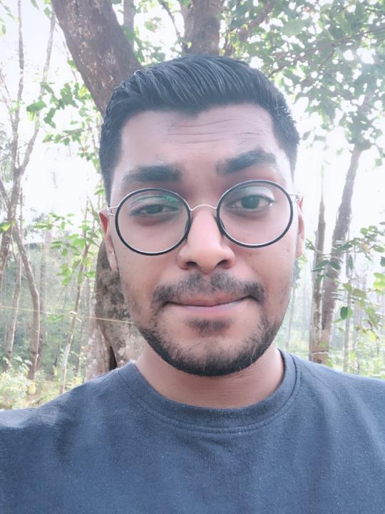 Midhun Mathew Kalathil (@midhun)