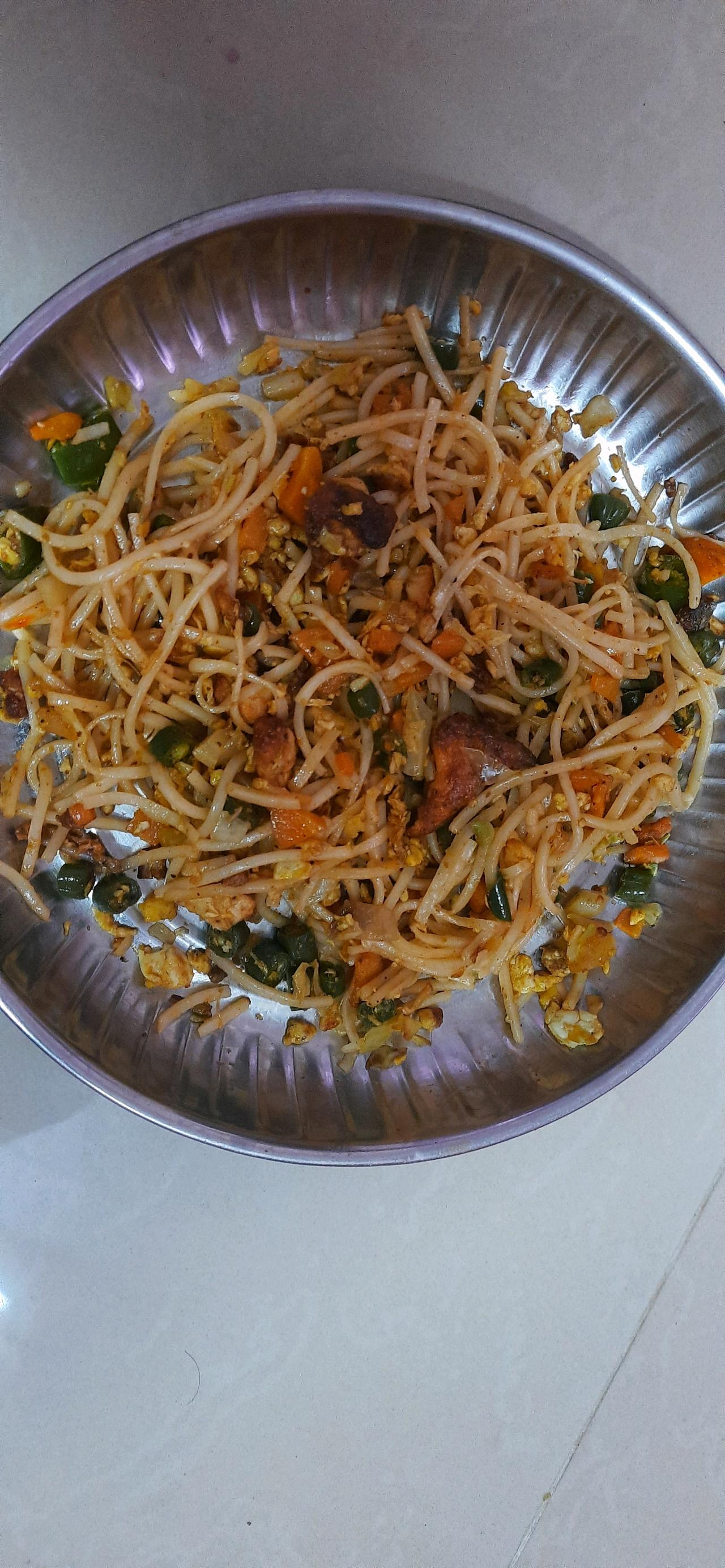 First Try on Chicken Noodles 🍜😋india_food_lovers #tamilnadu_food_lovers #chennai_food_lovers #noodles_lovers