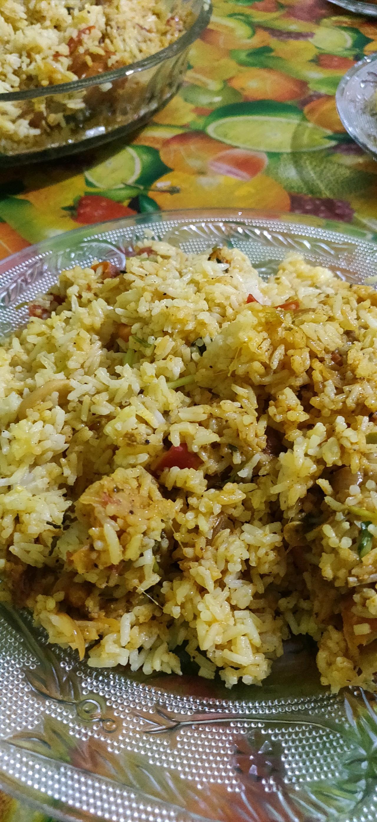 #malabar chicken biriyani❤️ #homemade