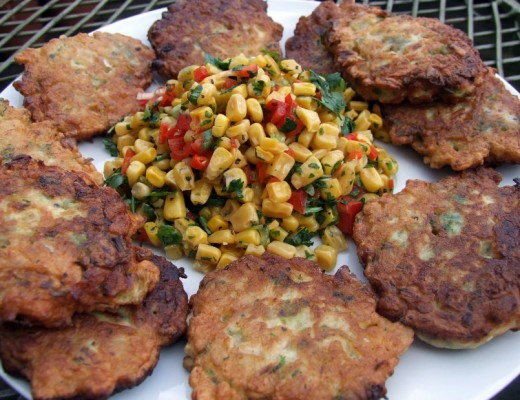 #sweety #Salt Fish Fritters