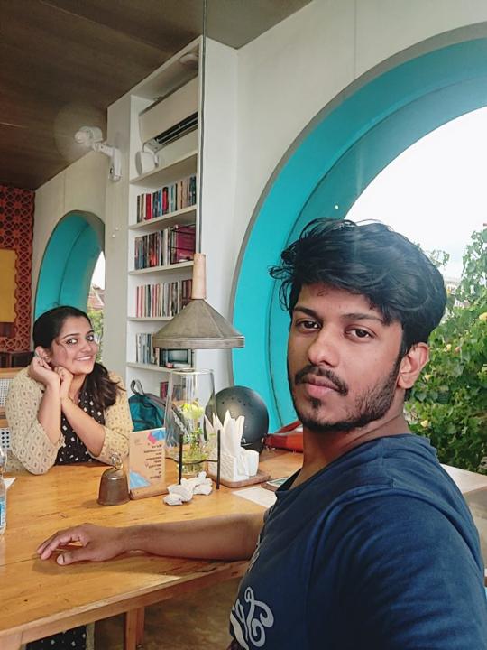 Akhil Raj Arimbra