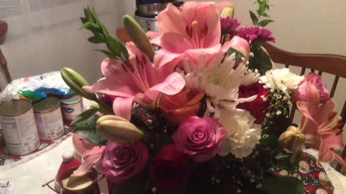 we just got these at 1800 flowers promo code use TALKOMI also for free delivery use download Talkomi.com app