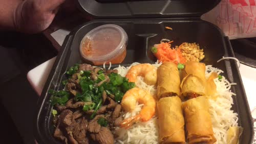 singapore vermicelli delivery near me is the best by Big bowl noodle bar in Liverpool off berry st.