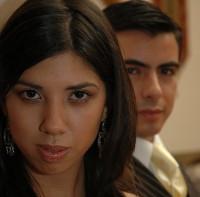 Roxana Suarez's portrait's