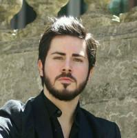 Haris Mihail's portrait's