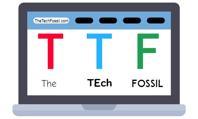 About Us, thetechfossil, the tech fossil