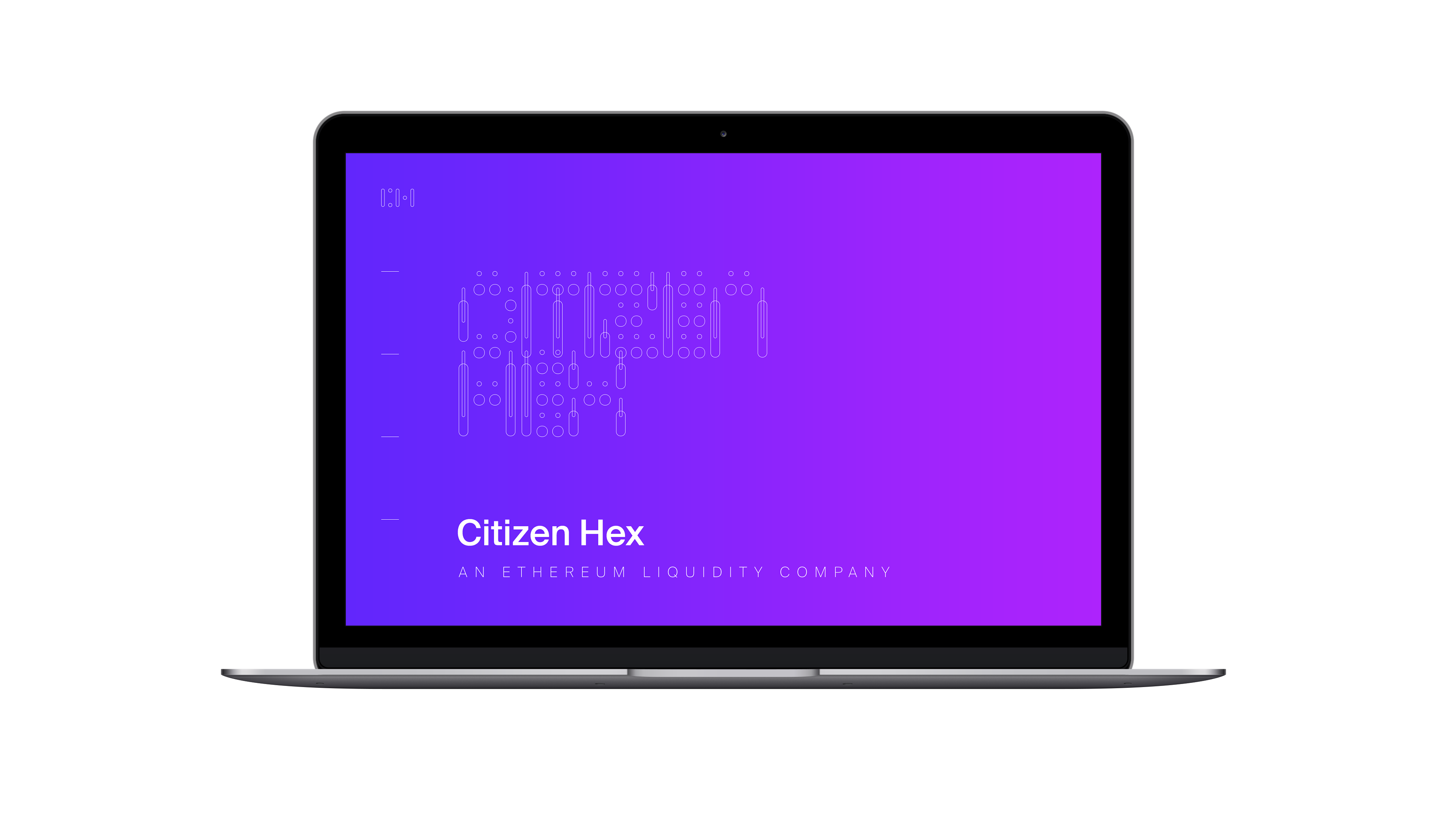 Citizen Hex - The Codeine Design