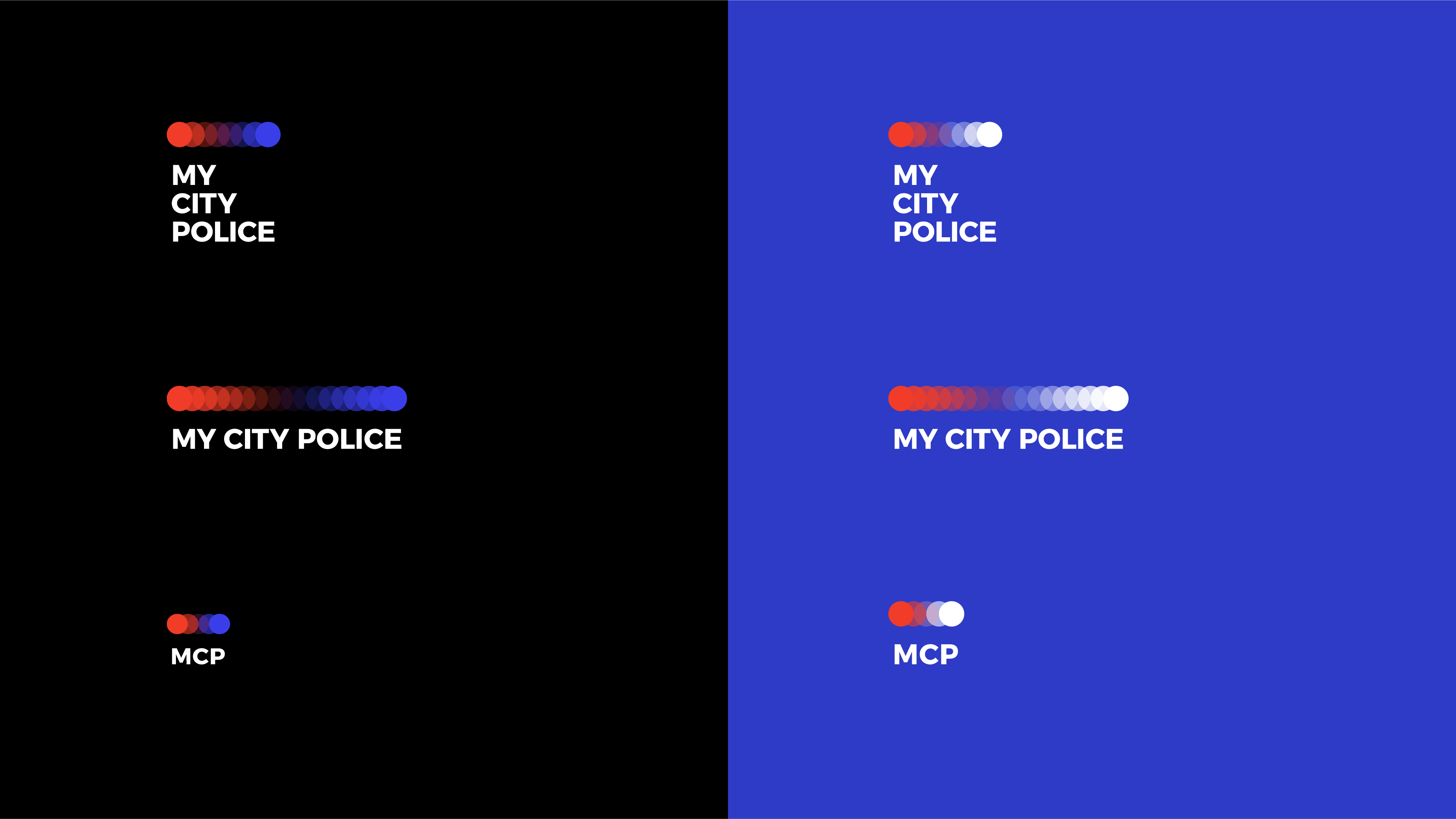 My City Police - The Codeine Design