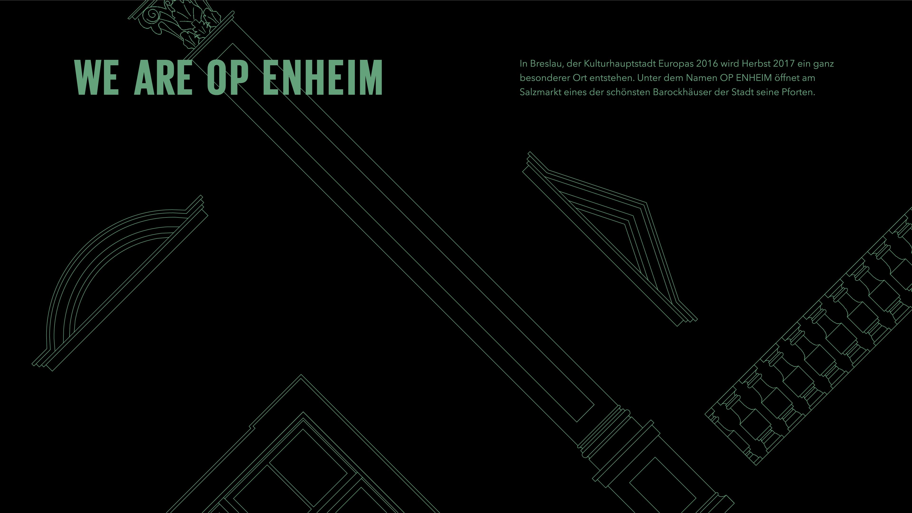 OP ENHEIM - The Codeine Design