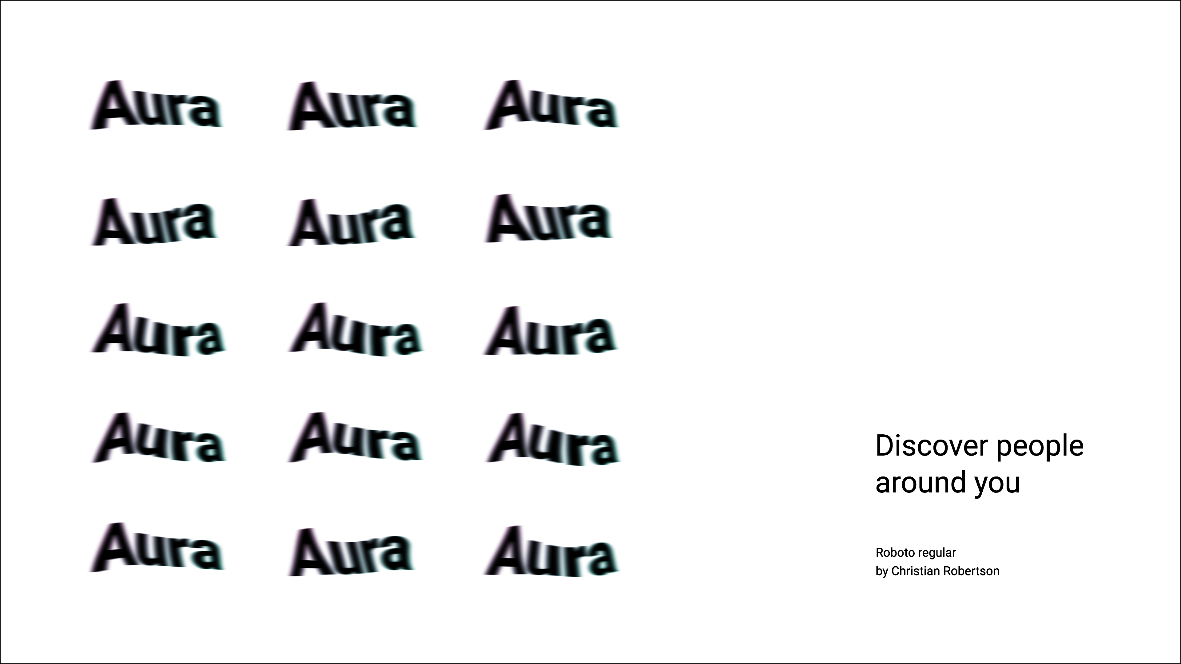 Aura - The Codeine Design
