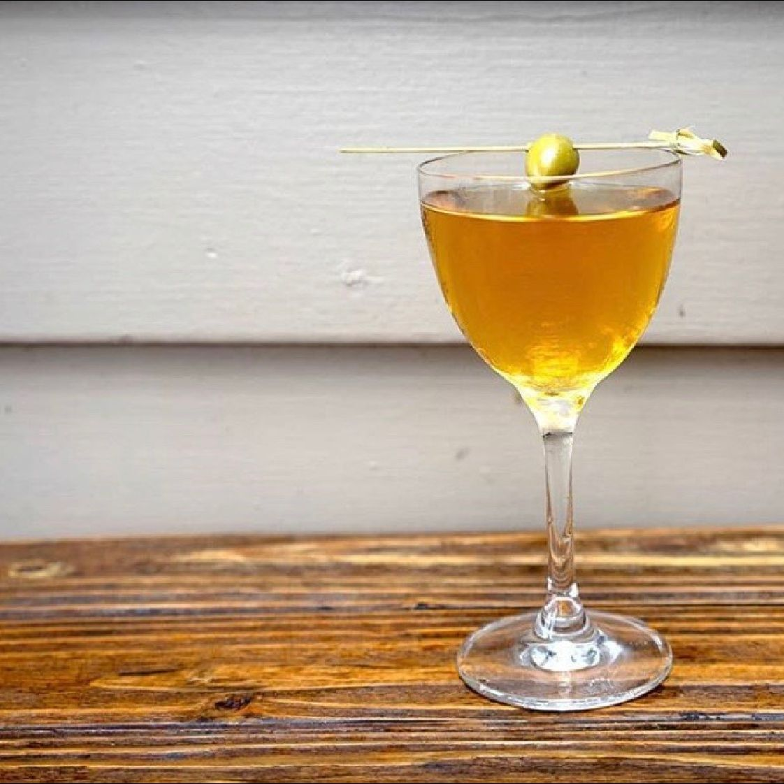 Inspired by a martini, this cocktail's name comes from the poem
