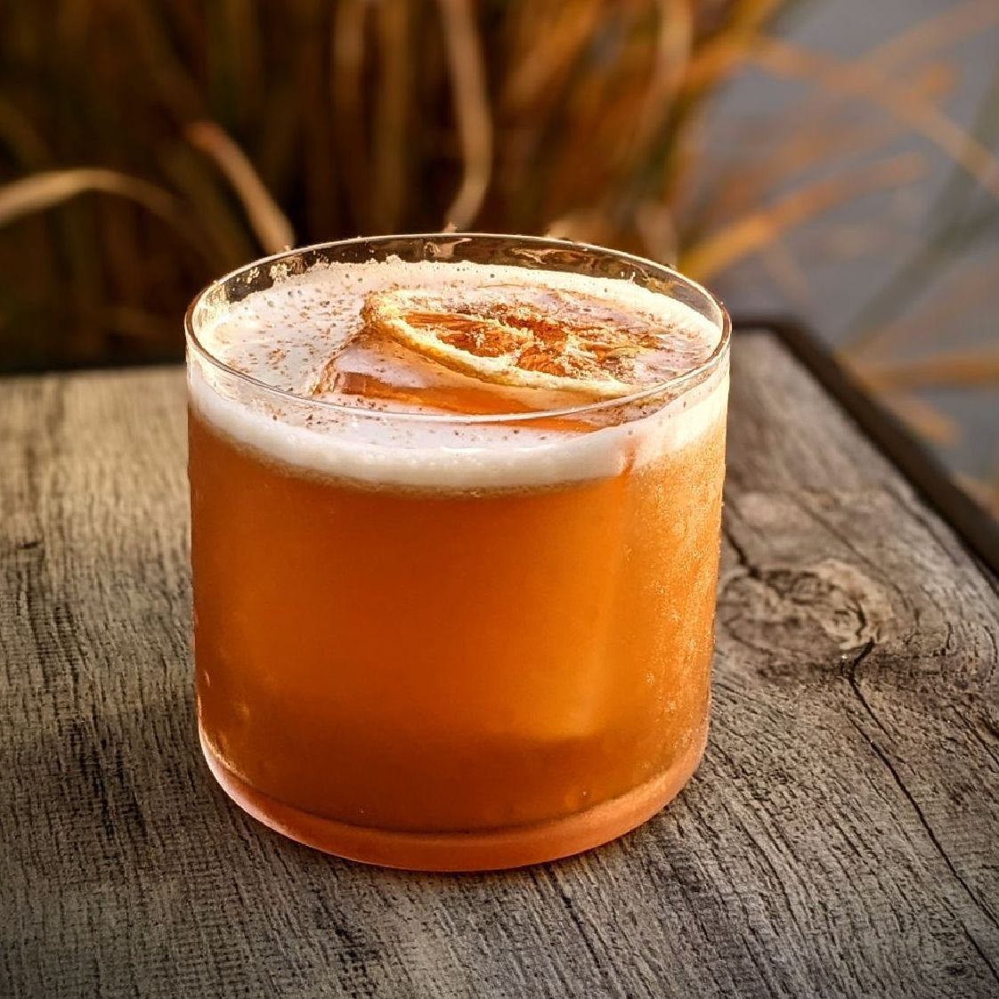 Here, I wanted a Fall cocktail with unique ingredients, being inspired by the Detroiter created by Jason Schiffer.