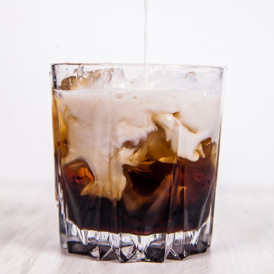 This enduringly popular concoction was born in 1949 in Belgium. Gustave Tops created both the White Russian and the Black Russian (same minus the cream) while tending bar at the Hotel Metropole in Brussels. But the drink's fame skyrocketed when it played onscreen companion to Jeff Bridges' The Dude in the cult classic The Big Lebowski.