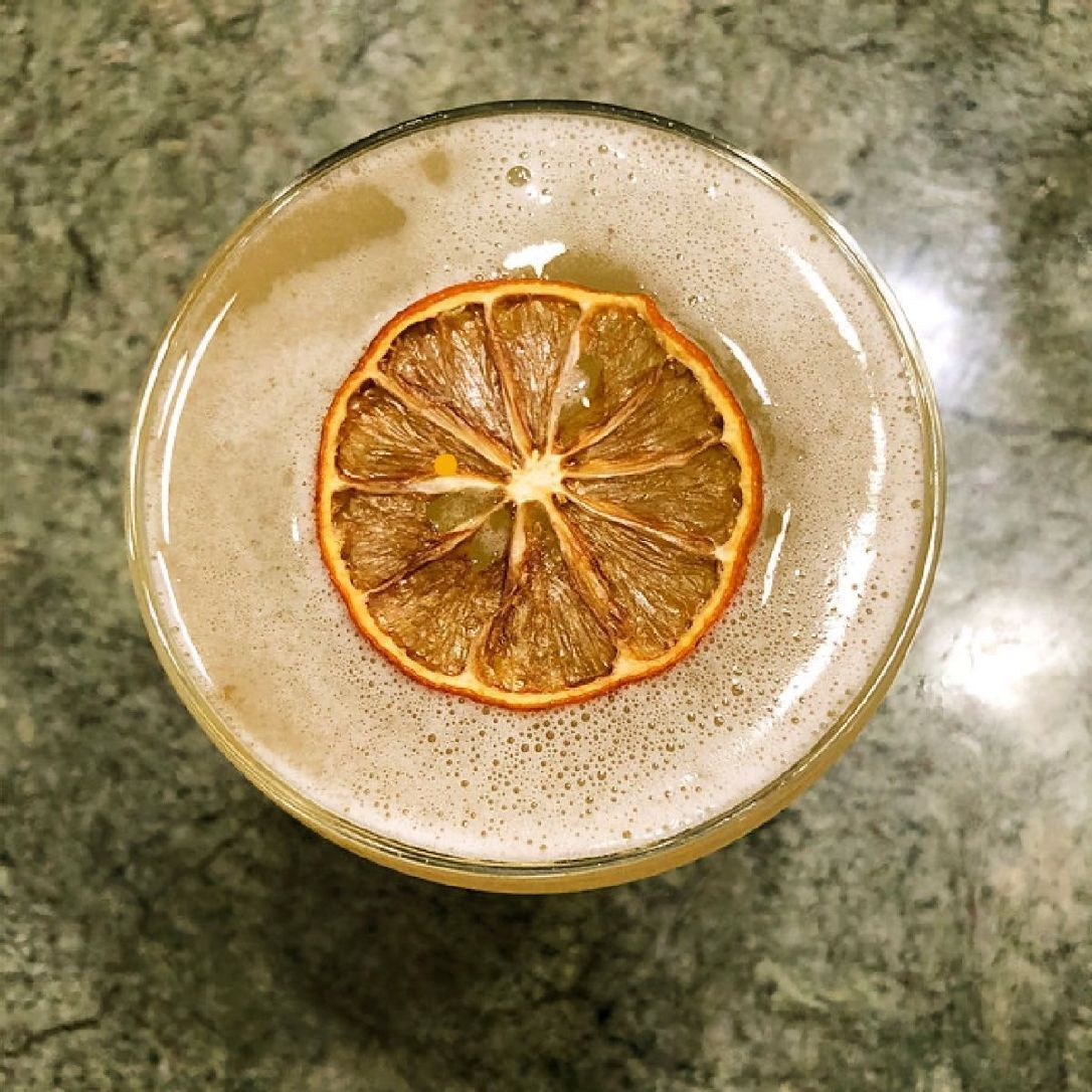 A classic Prohibition-era cocktail, the Bee's Knees is named in the vernacular of the era with a phrase meaning basically