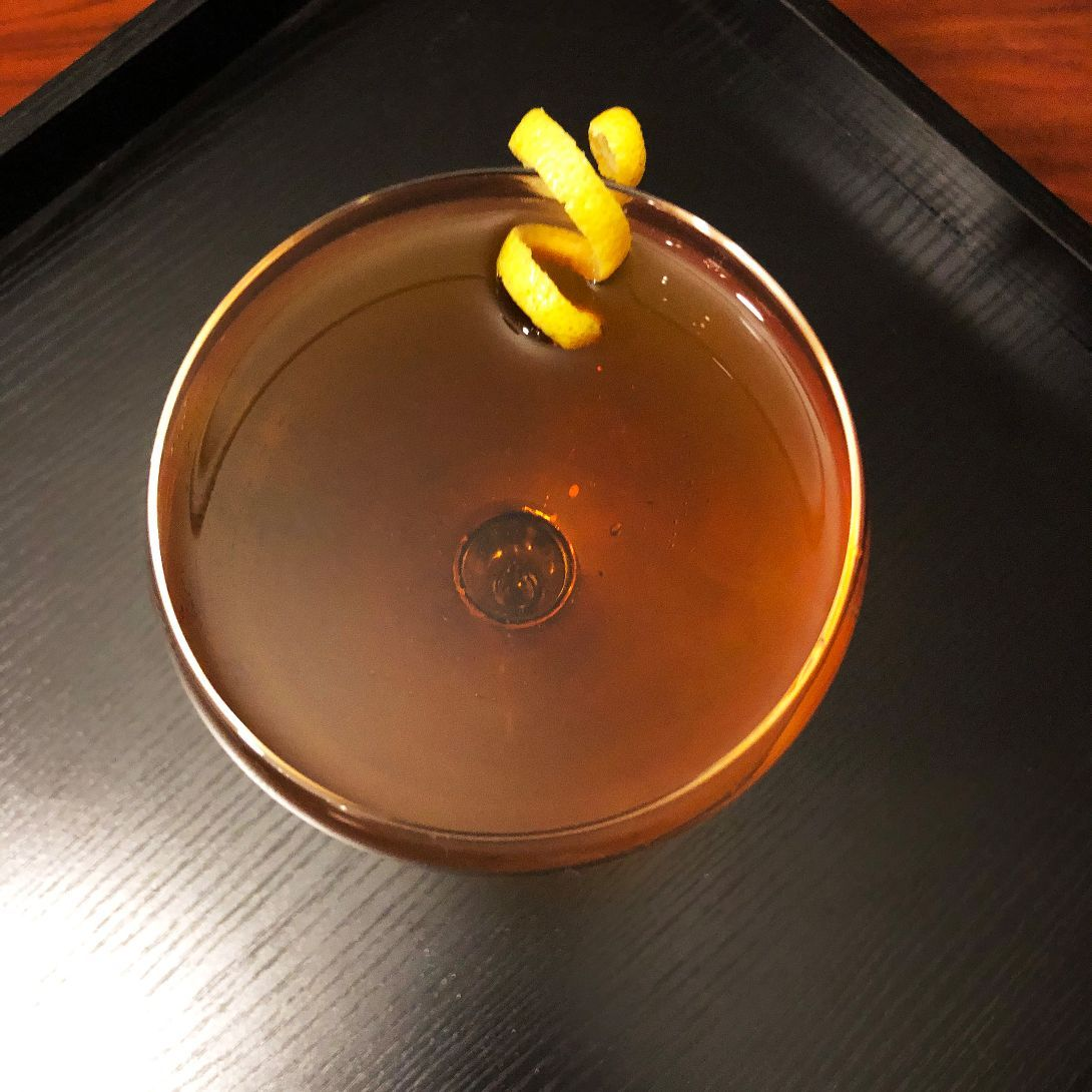 When the hair of the dog isn't potent enough, you might just need a real morning-after cocktail or hangover cure. Enter the family of Corpse Reviver recipes, some dating back to the Prohibition Era and many lost to the ages. This is only one of them, but it's a great place to start.