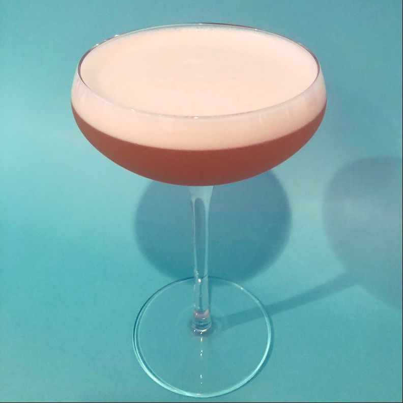 The Whiskey Sour is a classic cocktail sour, that is to say it is a mix of spirit, citrus, and sugar, and optionally, a crown of frothy egg white. The thing that makes sours really sing is balance. This recipe yields a perfectly balanced cocktail every time.
