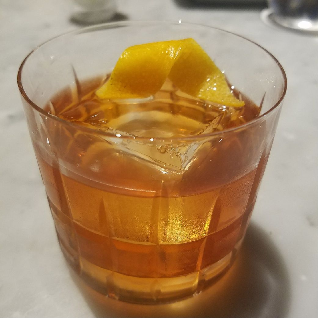 This was around spring of 2017 during one of my slow openings and a regular had stopped by after her 9-5. Days were starting to warm up and we were in a conversation of what she wanted instead of the usual old fashioned so I mentioned how I enjoy switching from whiskey to gin around that time of year.  Insert anecdotal story of how gin tastes like rubbing alcohol and she would never touch the stuff ever again. This is where the gears start turning in my head.  I give some banter of