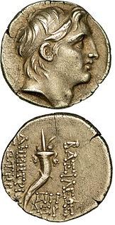 Demetrius ( born 185 BC, reigned 161–150 BC)