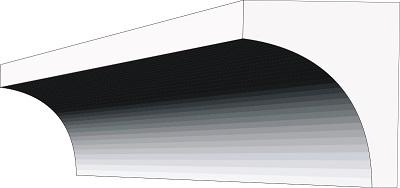 cavetto cornice