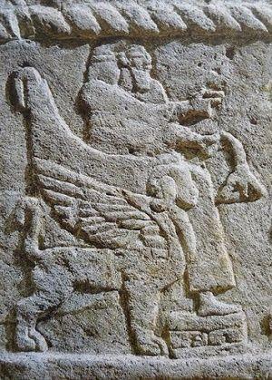 Winged Sphinx Cherubim