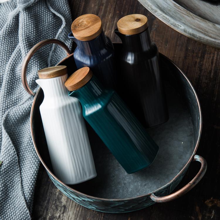 Ceramic Matte Oil Bottle 15 29 On Aliexpress Via Thieve