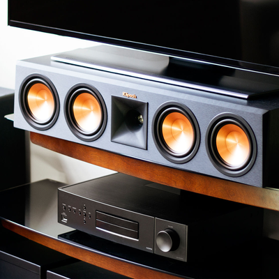Get serious about home audio with discounted Klipsch speakers today only