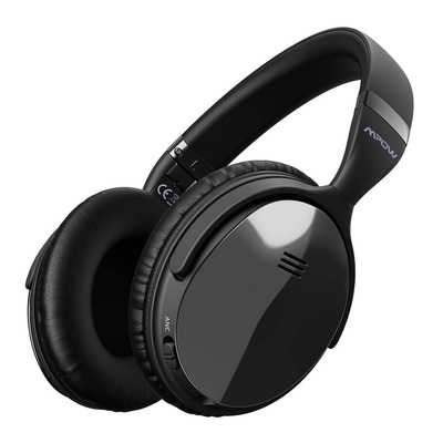 Mpow H5 Active Noise Cancelling Over-Ear Bluetooth Headphones