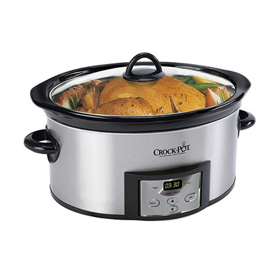 Winter is coming. Get ready with the best price ever on this Crock-Pot Slow Cooker