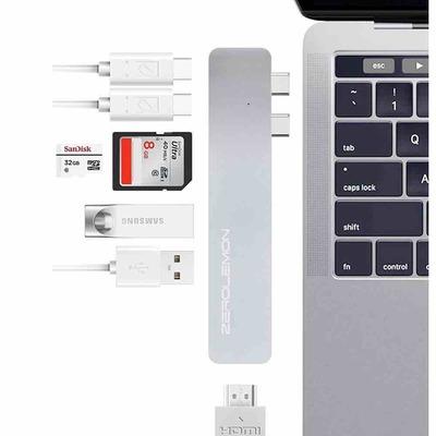 ZeroLemon iMemPro Thunderbolt 3 USB-C Hub for MacBook Pro