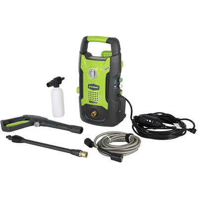 GreenWorks GPW1602 1600 PSI pressure washer