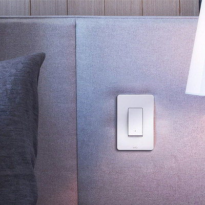 Add more control to your lights with the Eufy smart switch on sale for $18