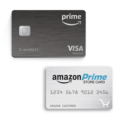 Amazon Prime Card Bonus Savings on TVs, sporting gear, and more