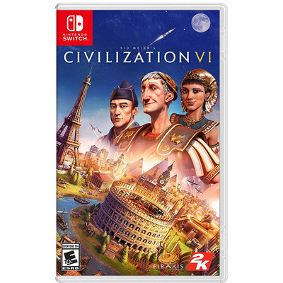 Score a Frugal Victory with Civilization 6 on Nintendo Switch for only $30