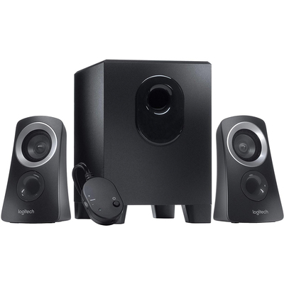 Logitech Z313 budget 2.1-channel speaker system