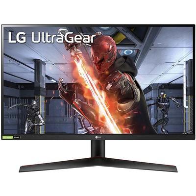 LG 27GN800-B 27-inch 1440p IPS Ultragear gaming monitor