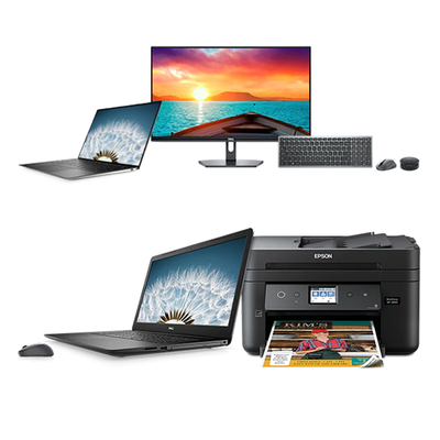 Dell's Work From Home PC Bundle deals