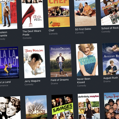 $5 Comedies and Feel-Good Films