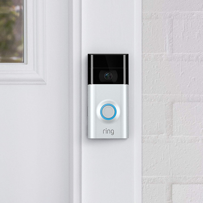Ring Video Doorbell 2 (Certified Refurbished)
