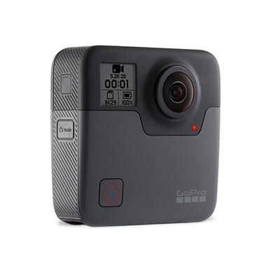 GoPro Fusion 360-degree camera