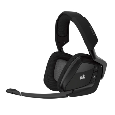 Corsair Void Pro RGB wireless gaming headset black or white