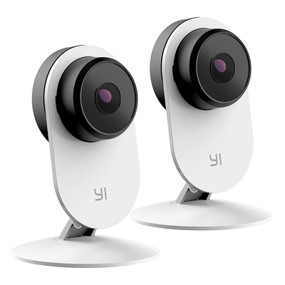 Yi Smart Security Cam (2-pack)