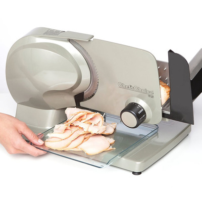 Bring the deli home with over $75 off this Chef'sChoice Electric Meat Slicer
