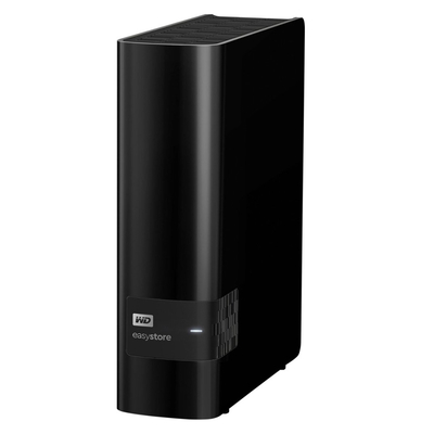 WD Easystore 12TB external desktop hard drive