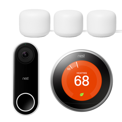 Google Nest smart home deals