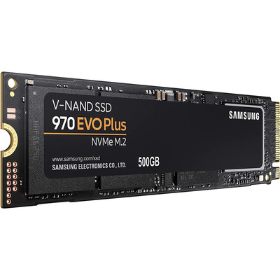 Samsung 970 Evo Plus 500GB M.2 NVMe solid state drive