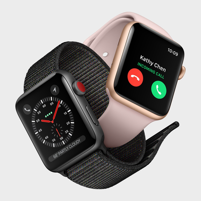 Apple Watch Series 5 and Series 3 deals