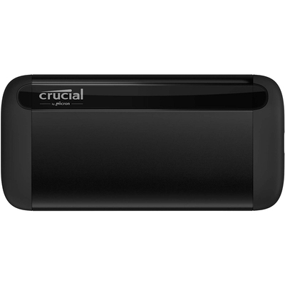 Crucial X8 1TB portable solid state drive