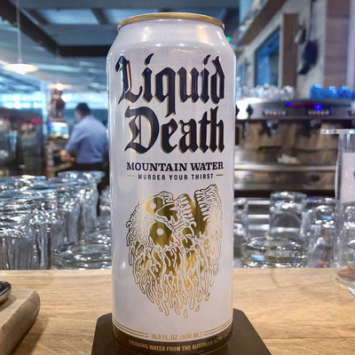 Headbang while you hydrate with the best price on 12 Liquid Death Mountain Water Tallboys