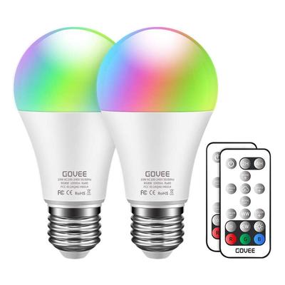 Govee RGBW LED Light Bulbs (2-Pack)